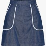 Wild And Free - Denim Skirt (primary)